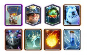Lava Miner Inferno Dragon deck