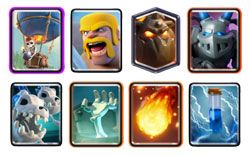 Lavaloon Tombstone deck