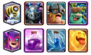 Mother witch Goblin Giant Sparky deck