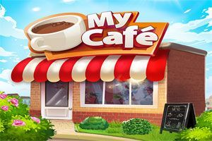 my cafe game