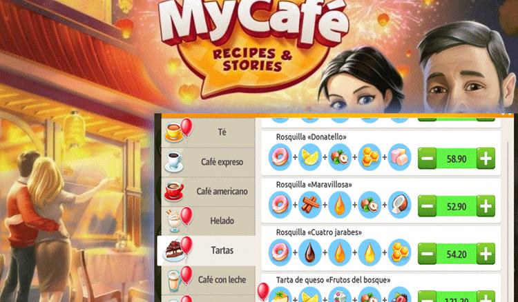 my cafe recipes recipes