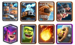 Royal hogs decks with Mother witch