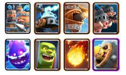Royal Hogs Fireball bait deck