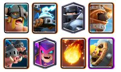 Royal Hogs MK Mother Witch deck