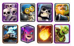 Giant Skeleton RG Mother Witch Bait