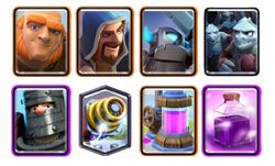 Giant Sparky Rage deck