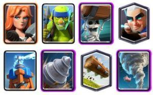 Goblin Drill Wall Breakers with Magic Archer