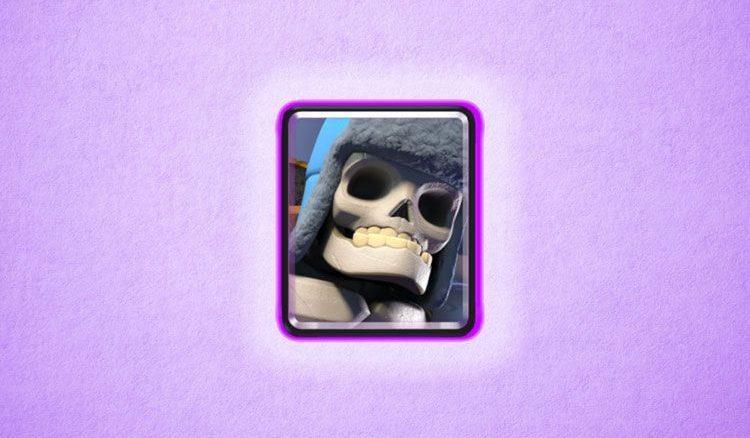 Mazo de gigante esqueleto