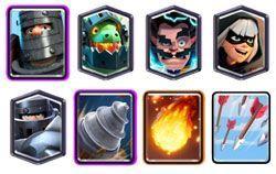 Mega Knight deck