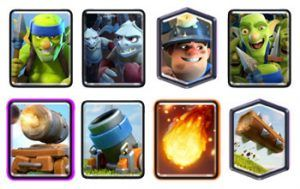 Mortar Bait with Cannon Card
