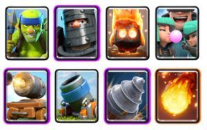 Mortar Goblin Drill with Rascals