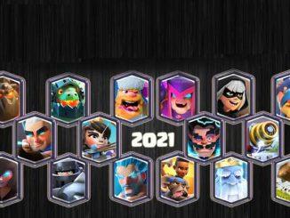 mejores legendarias en clash royale